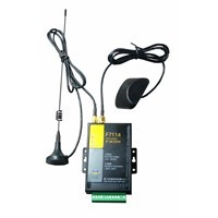 industrial wireless gps edge modem i/o F7314P vehicle tracking modem