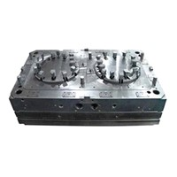 injection mould for plastic parts