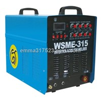inverter square wave ac/dc tig welder(WSME-315)