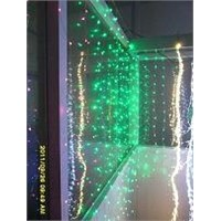 led curtain lights/led fancy lights/led snowfall christmas lights