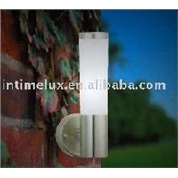 low energy stainless steel outdoor wall lighting