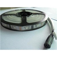 low voltage IP67 12V waterproof rgb SMD flexible led strip lights 50, 000 hours life span