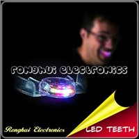 magic led teeth for halloween party