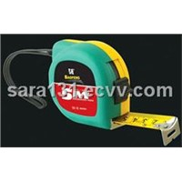 measuring tape green/yellow