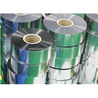 metallized polypropylene capacitor film