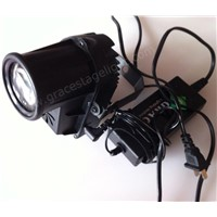 new hotsale 10 watt quad color rgbw in 1 dmx led pinspot