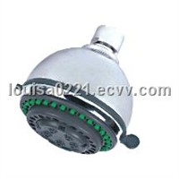 overhead shower, shower head, shower
