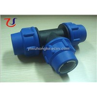 plastic pp pipe fittings
