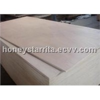 red oak plywood