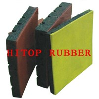 rubber flooring tile