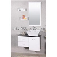 solid wood bathroom cabinet A022