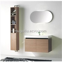 2012 New fashionable wooden bathroom cabinet