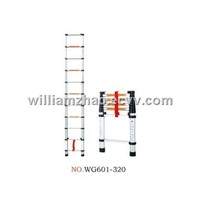 aluminum telescopic ladder 3.2m