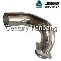 truck engine parts  Exhaust pipe