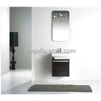 Bathroom Vanity with Bathroom Basin / Mirror