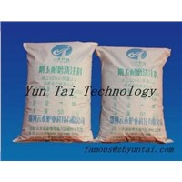 wear resistant corundum castable for refractory