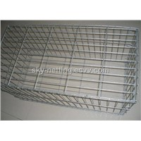 Square Hole Welded Gabion Box