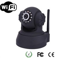 wireless IP camera with infrared 10m ir distance