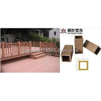 wood plastic composite (wpc) column