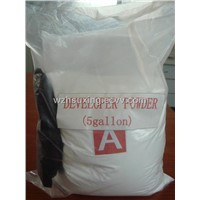 x-ray film developer powder for manual processing
