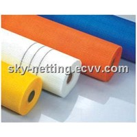 Anti-Fire Fiberglass Cloth / Fiberglass Window Screen / Fiberglass Mesh