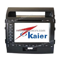 in dash car dvd player for Toyota Land Cruiser