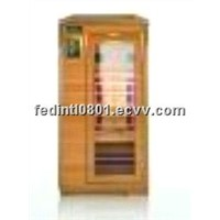 infrared sauna room, sauna house, sauna spa shower D102HCE