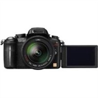 DMC-GH2H Digital camera - mirrorless system - 16.05 Megapixel - Black