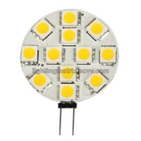 LED G4 Light 12x SMD5050 AC/DC8-30V IC Current Driver