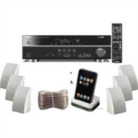 RXV367 3D-Ready 5.1-Channel Digital Home Theater Audio/Video Receiver