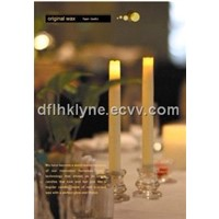 LED candles /taper candles with timer/6hours