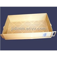 Plastic Filter Rod Loading Tray Flashboard