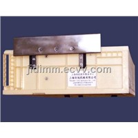Plastic Filter Rod Loading Tray With Stainless Steel Side Covers