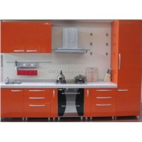 Painted Technology style kitchen furniture