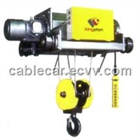 Kingston Wire Rope Hoist