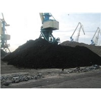 iron containing blast furnace sludge