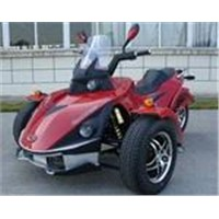 250cc Prowler 3-Wheel Street Cruiser Street Legal