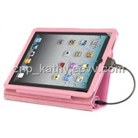 iPad2 Protective Case with Backup Battery 6600mAh, Noble & Elegant Design