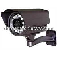 100m IR Waterproof CCD Camera / IR Dome Camera