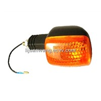 ABS plastic AX100 JC motorcycle winker lamp