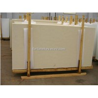 Beige Crystallized Glass Panel