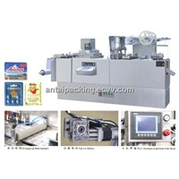 DPB-250C Servo Photoelectric Color Code Checking Blister Packing Machine (Pharmaceutical Machine)