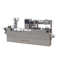 DPB-250S Model Servo Photography Detection Forming Alu Blister Packing Machine