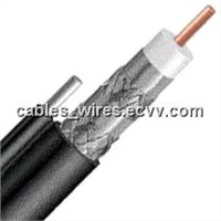 Drop Cable RG11 Messenger Wire