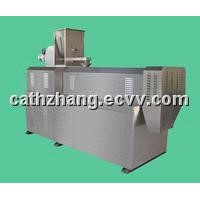 Dry pet food machinery