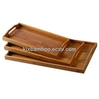 Eco-friendly Bamboo Tray