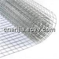 Galvanized Electric Wire Mesh / Welded Wire Mesh