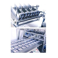 HP-500A/B Automatic Paper Plastic Packaging Machine
