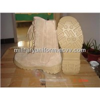 Military Desert Boot Military Boot  Jungle Boot Combat Boot Police Shoes Patent PU Shoes