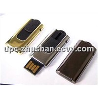 Real Memory Super Mini New Metal USB Disk